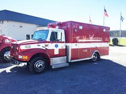 1999 International Ambulance | Used Truck Details 1999 Intertional 4700 Tpi Intertional For Sale 51141 Bucket Truck Vinsn1htjcabl5xh652379 Ihc Box Van Cargo Truck For Sale In Cab For Sale Des Moines Ia 24618554 Rollback Tow Truck 15800 Pclick Beloit Ks By Owner And Plow Home 4900 Tandem Axle Chassis Dt466 Sa Roll Back