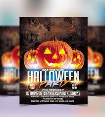 Free Halloween Flyer Templates by 10 Best Free Halloween Party Flyer Template For 2017 Technig