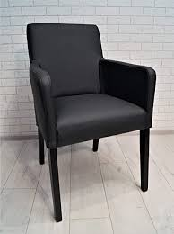 quattro meble schwarz echtleder esszimmerstühle massivholz stühle david arm lederstühle sessel mit armlehnen echt leder hermes nero esszimmer stuhl