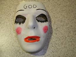 The Purge God Mask Halloween by The Purge Halloween Costume On The Hunt