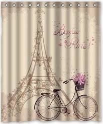 Paris Eiffel Tower Bathroom Accessories by Custom Frech Paris Eiffel Tower City Of Love Retro Classical