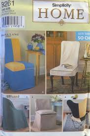 Simplicity 8261 Chair Covers | Simplicity Patterns | Chair Covers ... Shop Polyester Spandex Chair Covers Seat Slipcovers Protector For How To Make Arm Less Than 30 Howtos Diy Parson Design Homesfeed 12 Patterns Stretchable Ding Cover Print Slipcover To Amazoncom Tikami Wing 2piece Stretch Detail Feedback Questions About Modern Floral Pattern Tiyeres Prting Flower L Size Long Back Checked A Sofa Favorable Elegant Elastic Universal Home Loveseat Red Recliner Directors Butterfly 50 Banquet Wedding Reception Party