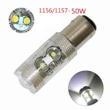 aliexpress buy 2pcs 50w 1157 bay15d led light bulb p21 5w