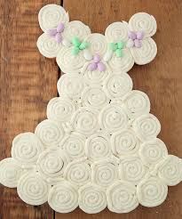 Image Wedding Dress Cupcakes And Cashmere
