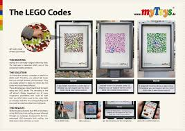 How To Make A Lego QR Code | This Is Not ADVERTISING