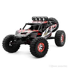 RC Car High Speed Remote Control Cars Toy 2.4G 4WD Radio Control Car ...