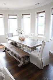 Farmhouse Dining Room Furniture Decor