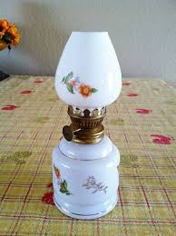 Miniature Oil Lamps Ebay by 63 Best Vintage Mini Oil Lamp Images On Pinterest Kerosene Lamp