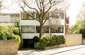 100 Belsize Architects A Midcentury Home With An Adjaye Extension Hits The Market