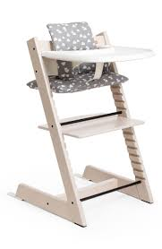 Stokke Tripp Trapp® Chair, Baby Set, Cushion & Tray Set ... Modern High Chairs Stokke Tripp Trapp Chair For Baby And Steps A Review Mummy Have You Ever Wondered About The How We Our Fave 5 Chairs That Will Stand Test Of Time Reasons To Love Montessori Friendly Highchairs Some Options White Baby Set Cushion Tray Natural Builder Motherswork How Choose Best Accsories