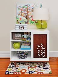 Floor Savers For Beds by Kids Room Storage Ideas White Laminated Ceramics Floor Tile White