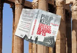 A WW2 Thriller Set In 1957 Athens Greeks Bearing Gifts