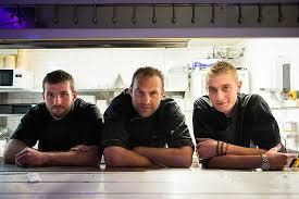 equipe de cuisine l équipe de cuisine photo de carnaval cafe argelès sur mer