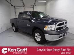 Certified Pre-Owned 2013 Ram 1500 Tradesman Crew Cab Pickup In WEST ...