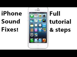 How to FIX iPhone Speaker & SOUND problem PROVEN