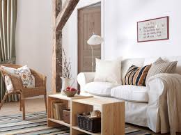 Ikea Living Room Ideas Pinterest by Ektorp Two Seat Sofa With Blekinge White Cover Agen Rattan Chair