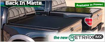 Retrax Bed Cover by Retrax Tonneau Covers Trimline Of Reno Truck Accessories