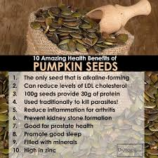 Go Raw Pumpkin Seed Bar by 4 Ways Pumpkin Seeds Cleanse Your Body