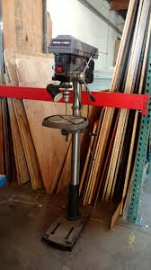 Floor Mount Drill Press by Porter Cable 8 Amp 12 Speed Floor Drill Press Commercial Cooling