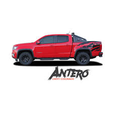 Chevy Colorado Graphics ANTERO Rear Truck Bed Accent Vinyl Decal ... Tmw Cm Truck Bed Dickinson Equipment Cadet Western Steel Flatbeds Bodies Home Facebook Bradford Built 4box Flatbed Beds Pj North Central Bus Inc Dump Flatbed And Cargo Trailers In Versailles Oh Fayette All 2014 Chevrolet Silverado Vehicles For Sale Hakes Nylint Cadet Camper And Pickup Boxed Truck Pair 2004 All Body For Kansas City Mo 24559923