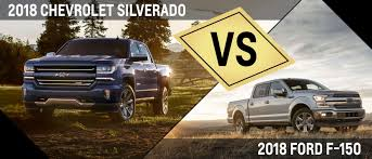 New Chevrolet Silverado Vs. Ford F-150 | Chevy Trucks Vs. Competition