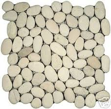 Sliced Pebble Tiles Uk by Pebble Mosaic Tiles Pebble Flooring Uk Bathroom