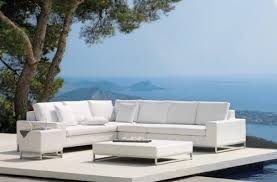 Unique Outdoor Modern Patio Furniture In Nice Contemporary For New Residence