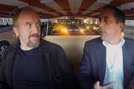Netflix Quietly Added The Louis CK Episode To Jerry Seinfelds Comedians In Cars Getting Coffee