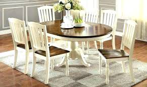 Round Farm Table Round Farm Dining Table Farm Table Legs Diy