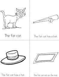 The Fat Cat Mini Book