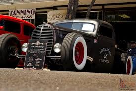1939 Ford Rat Rod Pickup Truck 91C - Notched Bagged In Rear