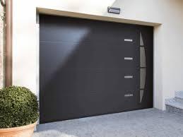 porte de garage sur mesure porte de garage électrique