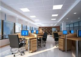 faux plafond bureau luminaire bureau plafond luminaire a neon aldo luminaire faux