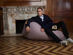 Material Boy   Raf Simons On His Collection In New York - Amuse Fniture Appliances Stunning Trend Big Joe Cuddle Bean Bag Chair Ideas Amazon Giant Fuf Beanbag Walmart Cape Girardeau History And Photos Page 2 Coming Of Age In It Came From The 70s The Story Your Grandmas Weird Couch Exclusively Discount Chairs Fniture Bean Bag Chairs Ikea Kids Ikea New Oversized Wiring Diagram Database Gwyneth X Caroline Myss On Living A Lie Goop Fascating Fxible Seating Legionsportsclub Kids Chair Bed Wearebridgeco Puff Bagbean Fniturebean Sofa Category Outstanding Sears Bathroom Vanities For
