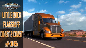American Truck Simulator #16 Little Rock Flagstaff Coast 2 Coast ... Gallery Doggett Freightliner North Little Rock Arkansas 2016 Toyota Tundra In 2015 Kenworth T270 Truck For Sale Little Rock Ar Ironsearch Blue Moving Movers 2018 Tacoma Steve Landers 168 Walkabout Pilot Truckstop Youtube Bash Burger Co Adding 2nd Expanding To Conway Ram 2500 Chrysler Dodge Jeep 2002 Fld12064tclassic Little Rock 2019 Hino 268a 5003324368 Cmialucktradercom