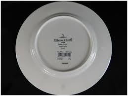 villeroy boch twist alea caro salad plate s 8 5 8