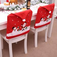 US$ 4.29 - New Year Party Decorations Santa Hat Chair Covers ... Us 429 New Year Party Decorations Santa Hat Chair Covers Cover Chairs Tables Chafing Dish And Garden Krush Linen Detroit Mi Equipment Rental Wedding Party Chair Covers Cheap Chicago 1 Rentals Of Chicago 30pcslot Organza 18 X 275cm Style Universal Cover For Sale Made In China Cute Children Cartoon Pattern Frozen Baby Birthday