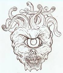 Printable Pictures Scary Coloring Pages 87 For Your Gallery Ideas With