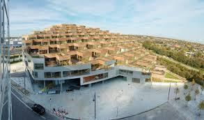 100 Mountain Architects Dwellings JDS BIG Bjarke Ingels Group