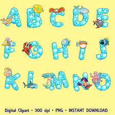 Alphabet Banner Template Printable