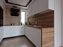 cuisine cr ence plan de travail cuisine 50 idées de matériaux et couleurs bois