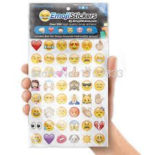 2015 New Emoji Stickers Pack iphone ipad android phone