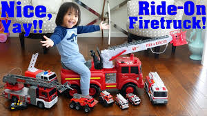 Fire Truck Toys Playtime! Battery Operated Ride-On Fire Truck That ... Fisherprice Power Wheels Paw Patrol Fire Truck Battery Powered Rideon 22 Ride On Trucks For Your Little Hero Toy Notes Steel Car In St Albans Hertfordshire Gumtree Dodge Ram 3500 Engine Detachable Water Gun Outdoor On Pepegangaonlinecom Tikes And Rescue Cozy Coupe Shop Way Zoomie Kids Eulalia Box Wayfair Amazoncom People Toys Games Kidmotorz Two Seater 12v With Steering Wheel Sturdy Seat Radio Flyer Bryoperated 2 Lights Sounds