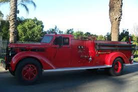 1944 Diamond T Fire Engine