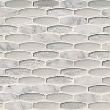 Amazoncom Decopus Tile Peel Stick Backsplash Aluminum Mixed