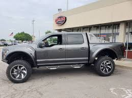 2018 Ford Raptor BDS 4