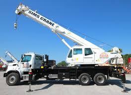 100 Boom Truck RentalB Sims Crane