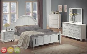 Full Size Of Bedroomfascinating Bed White Wood 4 Piece Bedroom Furniture Set New Large