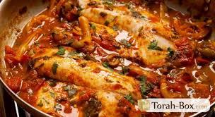 comment cuisiner le poisson recette poisson à la marocaine de chabbath