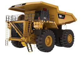 100 Cat Mining Trucks New 794 AC Truck 1000021630 In UAE Kuwait Qatar Oman